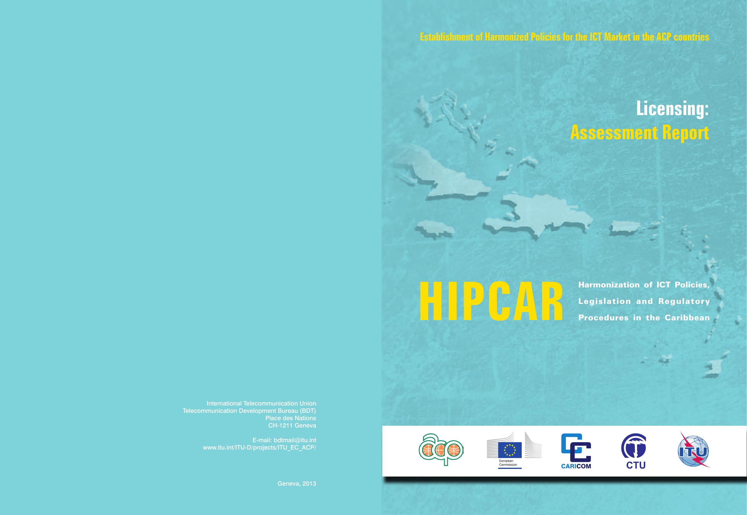 Hipcar Licensing Assessment Report