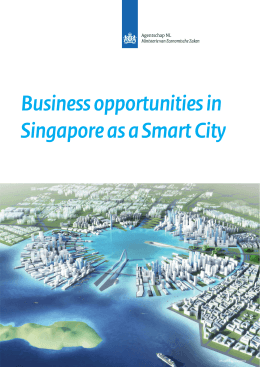 Business opportunities in Singapore as a Smart City ©KuiperCompagnons