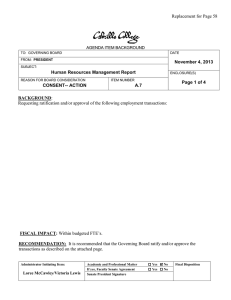 Replacement for Page 58  November 4, 2013