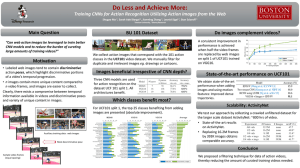 Do Less and Achieve More: Main Question BU 101 Dataset