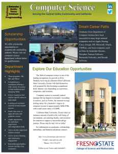 Dream Career Paths Scholarship Opportunities