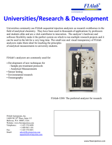 Universities/Research & Development