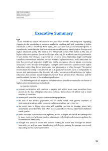 T Executive Summary