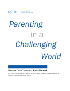 Parenting Challenging World in a