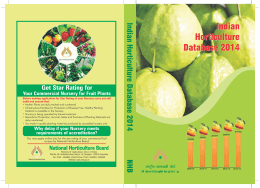Get Star Rating for Your Commercial Nursery for Fruit Plants
