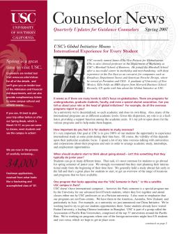 guidance counselor essay for graduate school