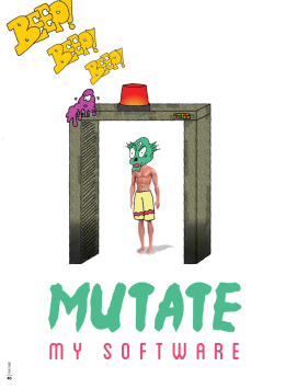 Mutate m y   s o f t w a... 40 TURE