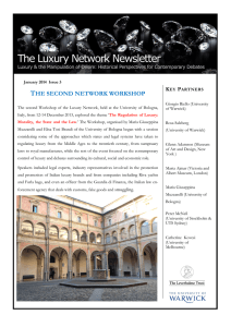 The Luxury Network Newsletter T