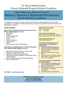 Medical Health & Behavior Psychology Child, Adolescent, Adult and Geriatric