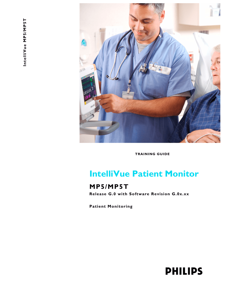 IntelliVue Patient Monitor MP5 / MP 5 T