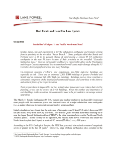 Real Estate and Land Use Law Update 03/22/2011