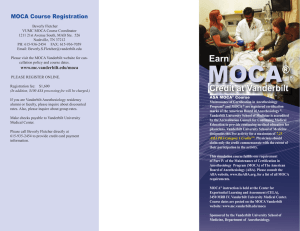 MOCA Course Registration