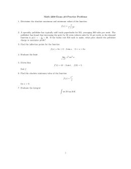 EDS E Resource Analysis Template