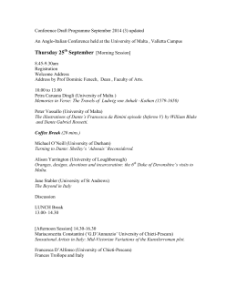 Conference Draft Programme September 2014 (3) updated
