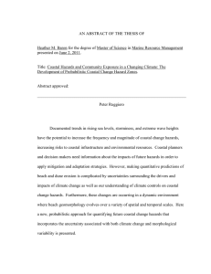 AN ABSTRACT OF THE THESIS OF