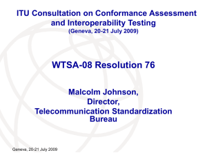 WTSA-08 Resolution 76