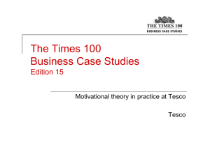 The Times 100 Business Case Studies Editi 15