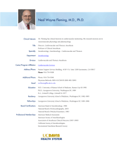 Neal Wayne Fleming, M.D., Ph.D.