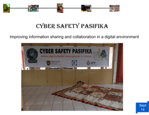 CYBER SAFETY PASIFIKA Sept 14