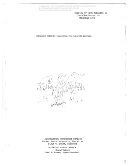 This publication from Kansas State University Agricultural Experiment Station