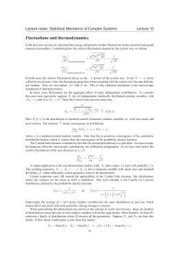 Statistical thermodynamics lecture notes pdf