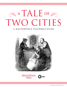 Tale Two Cities  A