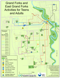 Grand Forks and East Grand Forks Activities for Teens and Adults