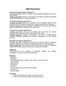 35 Dna Extraction Virtual Lab Worksheet Answers ...