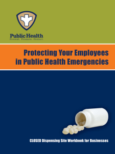 Protecting Your Employees in Public Health Emergencies