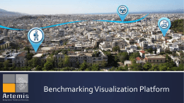 Benchmarking Visualization Platform