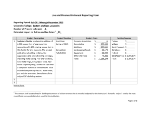 Use	and	Finance	Bi-Annual	Reporting	Form