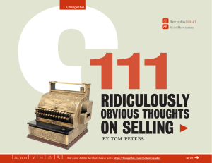 111 ridiculously on selling >