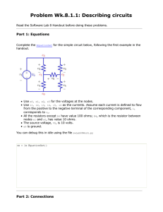 Ohm S Law And Power Equation Practice Worksheet