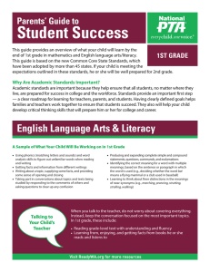 Student Success  Parents' Guide to