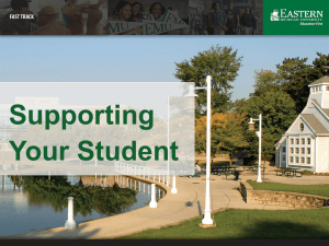 Supporting Your Student