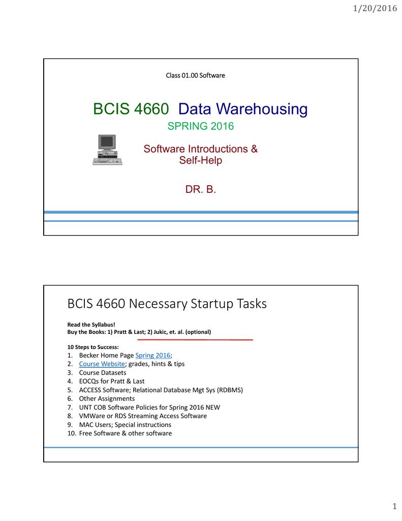 bcis 4660 homework 5