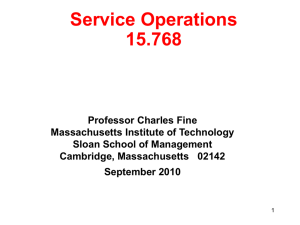 Service Operations 15.768