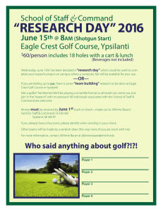 """RESEARCH DAY"" 2016 & School of Staff Command"