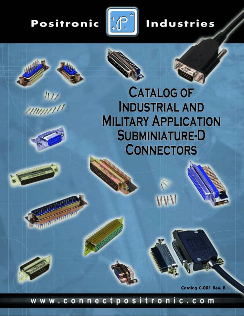 catalog c 001 rev b