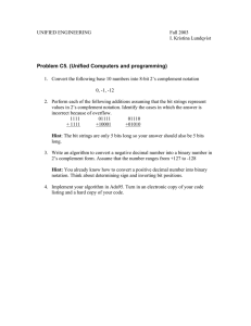 Problem C5. (Unified Computers and programming)