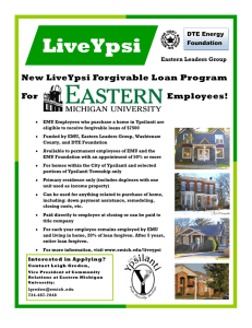 LiveYpsi New LiveYpsi Forgivable Loan Program For