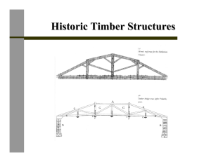 Historic Timber Structures
