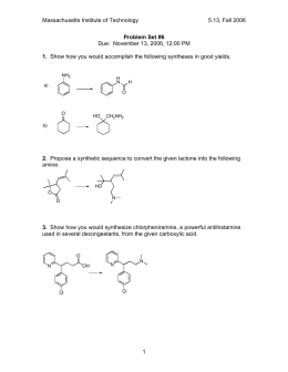 Concentration Review Worksheet
