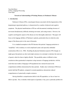 Tara McAllister 24.951, Language Processing Final Paper
