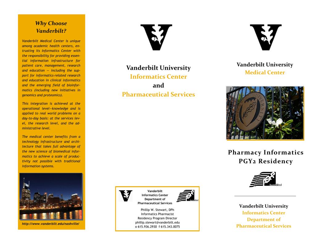 Why Choose Vanderbilt?