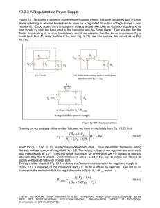 JFET-Input Operational Amplifiers