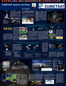EUMETSAT Systems and Plans