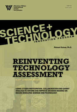 edu30002 science and technology assessment 1: report Science and technology highlights in the first year of the trump administration (march 7, 2018) (12 pages, 351 kb) royalty-bearing patents report (october 20, 2017) (4 pages, 456 kb) orbital.