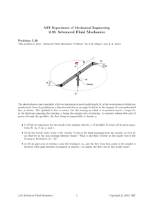 2.25  Advanced  Fluid  Mechanics Problem  5.29