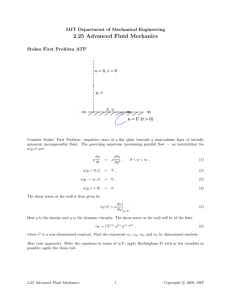 2.25  Advanced  Fluid  Mechanics